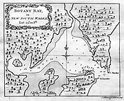 John Gibson (fl. 1750-1792) & Thomas Bowen (ca. 1732/3-1790) Botany Bay, in New South Wales