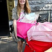NLD/Amsterdam/20080508 - Mom's Moment voor zwangere vrouwen, Beertje van Beers