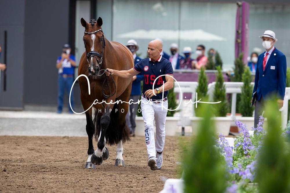 Peters Steffen, USA, Suppenkasper, 172<br /> Olympic Games Tokyo 2021<br /> © Hippo Foto - Dirk Caremans<br /> 23/07/2021