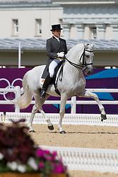 Munoz Diaz Juan Manuel (ESP) - Fuego XII<br /> Olympic Games London 2012<br /> © Dirk Caremans