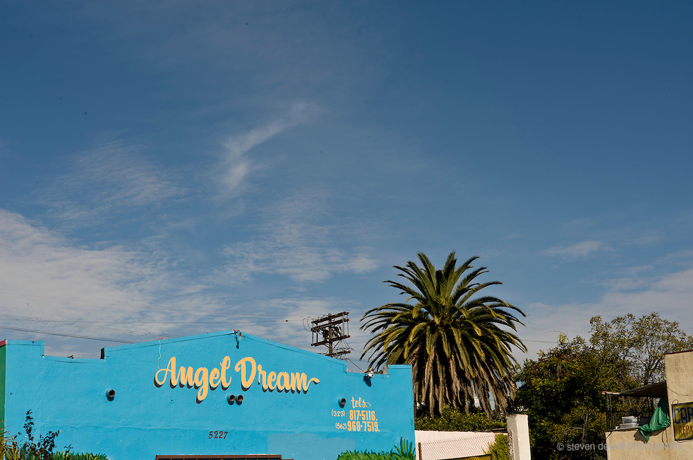 Highland Park neighborhood of Los Angeles