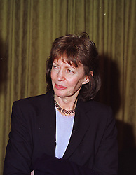 The COUNTESS OF SNOWDON at a party in London on 15th April 1999.MRC 25