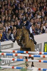 Smolders Harrie (NED) - Regina Z<br /> Rolex FEI World Cup™ Jumping Final 2012<br /> 'S Hertogenbosch 2012<br /> © Dirk Caremans
