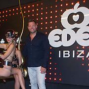ESP/Ibiza/20130707 - Opening club Eden Ibiza, Dennis van der Geest