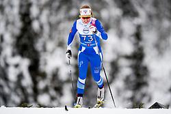January 11, 2018 - GSbu, NORWAY - 180111 Hilde Eide competes in the women's sprint classic technique qualification during the Norwegian Championship on January 11, 2018 in GÅ'sbu..Photo: Jon Olav Nesvold / BILDBYRN / kod JE / 160126 (Credit Image: © Jon Olav Nesvold/Bildbyran via ZUMA Wire)