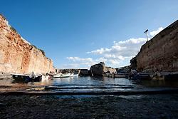 Porto di Novaglie, frazione di Alessano (LE)