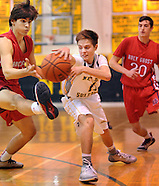 Holy Ghost Prep vs New Hope Solebury Boys Basketball