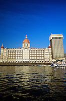 The Taj Mahal Hotel and the Taj Mahal Intercontinental, Mumbai (Bombay), Maharashtra, India