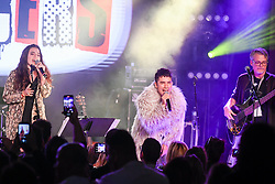 9th Annual BMI & Rebeleon Entertainment's 'Los Producers Charity Concert' held at The Hard Rock Cafe on November 14, 2019 in Las Vegas, Nevada, United States (Photo by JC Olivera for BMI & Rebeleon Entertainment)