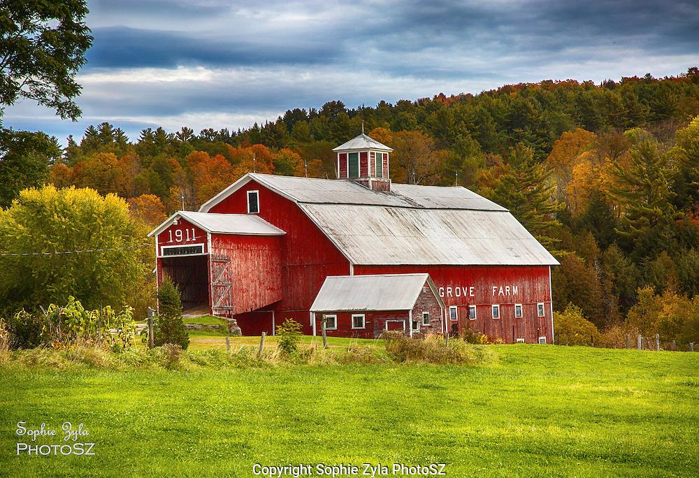 Grove Farm 1911 St Johnsbury VT