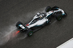 October 19, 2018 - Austin, United States - HAMILTON Lewis (gbr), Mercedes AMG F1 Petronas GP W09 Hybrid EQ Power+, action during the 2018 Formula One World Championship, United States of America Grand Prix from october 18 to 21 in Austin, Texas, USA -  /   , Motorsports: FIA Formula One World Championship; 2018; Grand Prix; United States, FORMULA 1 PIRELLI 2018 UNITED S GRAND PRIX , Circuit of The Americas  (Credit Image: © Hoch Zwei via ZUMA Wire)