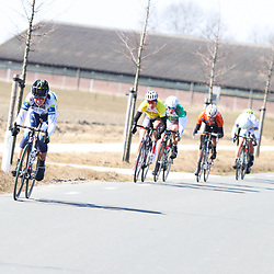 Energiewachttour Stage 5 Uithuizen Loes Gunnewijk in an attack