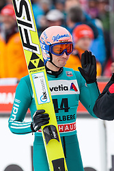 22.12.2013, Gross Titlis Schanze, Engelberg, SUI, FIS Ski Jumping, Engelberg, Herren, im Bild Michael Neumayer (GER) // during mens FIS Ski Jumping world cup at the Gross Titlis Schanze in Engelberg, Switzerland on 2013/12/22. EXPA Pictures © 2013, PhotoCredit: EXPA/ Eibner-Pressefoto/ Socher<br /> <br /> *****ATTENTION - OUT of GER*****