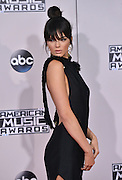 KENDALL JENNER @ the 2015 American Music Awards held @ the Micorsoft theatre.<br /> ©Exclusivepix Media