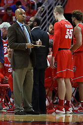 03 December 2016:  Terrence Rencher during an NCAA  mens basketball game between the New Mexico Lobos the Illinois State Redbirds in a non-conference game at Redbird Arena, Normal IL