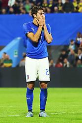 MANUEL LOCATELLI<br /> CALCIO AMICHEVOLE ITALIA - MAROCCO U21