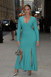 September 9, 2017 - New York, NY, USA - September 8, 2017 New York City..Iskra Lawrence attending the Daily Front Row's Fashion Media Awards at Four Seasons Hotel New York Downtown on September 8, 2017 in New York City. (Credit Image: © Kristin Callahan/Ace Pictures via ZUMA Press)