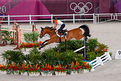 Van Der Vleuten Maikel, NED, Beauville Z, 373<br /> Olympic Games Tokyo 2021<br /> © Hippo Foto - Dirk Caremans<br /> 01/08/2021