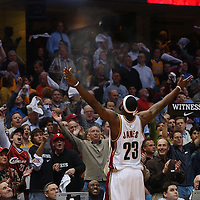 5.15.06 Detroit Pistons at Cleveland Cavaliers