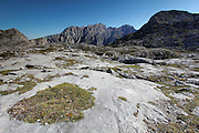 The Urrieles Peaks seen from the Collada el Jito viewpoint in the Western Picos de Europa