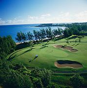 golf, Turtle Bay, Oahu, Hawaii<br />