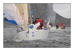 Brewin Dolphin Scottish Series 2011, Tarbert Loch Fyne - Yachting - Day 1 of the 4 day series...GBR1433R ,Salamander XX ,John Corson ,CCC ,Corby 33.