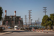 The Valley Generating Station has been reported to have been leaking methane since 2019. The plant is a natural gas-fired power station located in Sun Valley, Los Angeles County, Califoirnia, USA