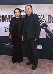 May 14, 2019 - Hollywood, California, U.S. - Keone Young arrives for the premiere of HBO's 'Deadwood' Movie at the Cinerama Dome theater. (Credit Image: © Lisa O'Connor/ZUMA Wire)
