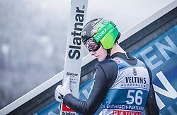 31.12.2018, Olympiaschanze, Garmisch Partenkirchen, GER, FIS Weltcup Skisprung, Vierschanzentournee, Garmisch Partenkirchen, Qualifikation, im Bild Domen Prevc (SLO) // Domen Prevc of Slovenia during the qualifying for the Four Hills Tournament of FIS Ski Jumping World Cup at the Olympiaschanze in Garmisch Partenkirchen, Germany on 2018/12/31. EXPA Pictures © 2018, PhotoCredit: EXPA/ Stefanie Oberhauser