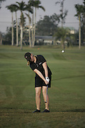MIAMI HURRICANES Women's Golf at Don Shula's Golf Club, Miami Lakes, Florida, February 20, 2006.