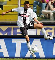 Parma 24/09/2006<br /> Campionato Italiano Serie A 2006/07<br /> Parma-Roma 0-4<br /> Antonio Bocchetti Parma<br /> Foto Luca Pagliaricci Inside<br /> www.insidefoto.com