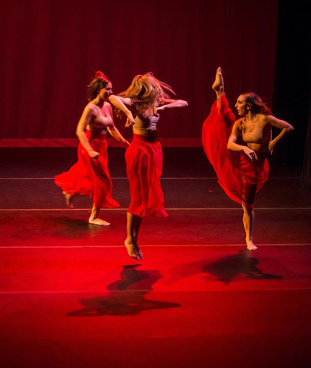 Boston Contemporary Dance Festival at the Paramount Theatre. Boston, MA 8/17/2013 Urbanity Dance