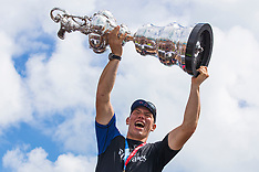 Final Day! ETNZ wins the America's Cup
