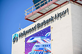 News-Hollywood Burbank Airport-Jul 17, 2020