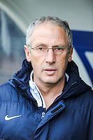 Pascal GASTIEN - 24.01.2015 - Clermont / Chateauroux  - 21eme journee de Ligue2<br />Photo : Jean Paul Thomas / Icon Sport