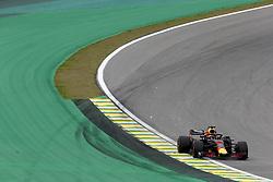November 10, 2018 - Sao Paulo, Brazil - Motorsports: FIA Formula One World Championship 2018, Grand Prix of Brazil World Championship;2018;Grand Prix;Brazil ,  #3 Daniel Ricciardo (AUS, Red Bull Racing), #3 Daniel Ricciardo (AUS, Red Bull Racing) (Credit Image: © Hoch Zwei via ZUMA Wire)