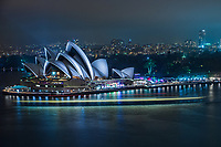 Sydney Opera House & Circular Quay