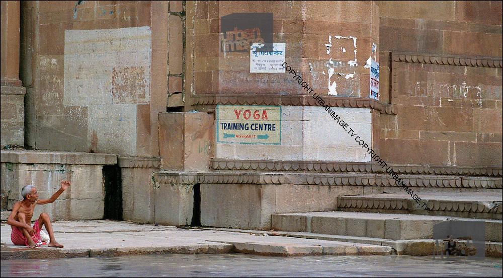 Morning Ritual - Varanasi Ghats