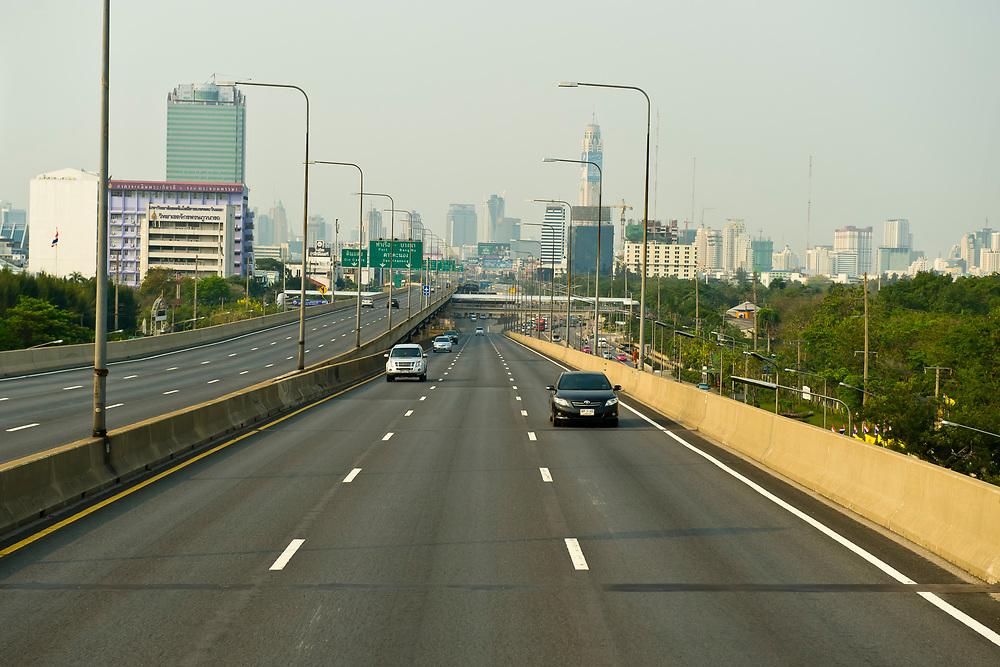 A highway, Bangkok, Thailand