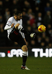 Richard Keogh of Derby County in action - Mandatory byline: Jack Phillips / JMP - 07966386802 - 12/12/2015 - FOOTBALL - The iPro Stadium - Derby, Derbyshire - Derby County v Brighton & Hove Albion - Sky Bet Championship