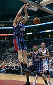 NBA-Houston Rockets at LA Clippers-Mar 24, 2003