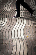 """Walking on the Rambla, Barcelona, Catalonia, Spain. This mage can be licensed via Millennium Images. Contact me for more details, or email mail@milim.com For prints, contact me, or click """"add to cart"""" to some standard print options."""