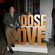 Steve Coogan arrives at Choose Love shop launch at Foubert's Place, Carnaby on 22 November 2018, London, UK.Love shop launch at Foubert's Place, Carnaby on 22 November 2018, London, UK.