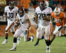 20071110 - #19 Virginia at Miami (NCAA Football)