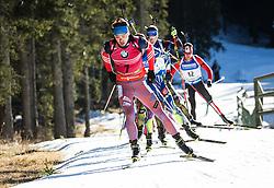 Anton Shipulin (RUS)  during Men 15 km Mass Start at day 4 of IBU Biathlon World Cup 2015/16 Pokljuka, on December 20, 2015 in Rudno polje, Pokljuka, Slovenia. Photo by Vid Ponikvar / Sportida
