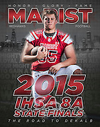 Marist High School 2015 Football Sports Photography. Chicago, IL. Chris W. Pestel Chicago Sports Photographer.