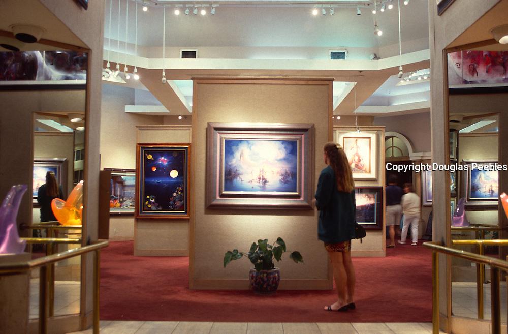 Art Gallery, Lahaina, Maui<br />