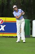 Friday 3rd August 2001.Weetabix Women's British Open. Sweden's Carin Koch, 2001 Weetabix Women's Open, Sunningdale,..[Mandatory Credit Peter Spurrier/ Intersport Images]