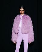 Cushnie show, Backstage, New York Fashion Week