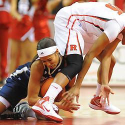 NCAA Women's Basketball - #2 Notre Dame at Rutgers - Jan 31, 2012